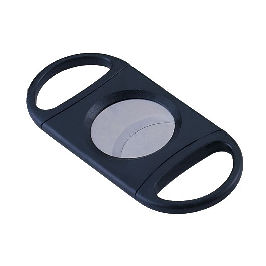 Cigar Cutter - Large Double Bladed Guillotine (80 Ring Gauge)