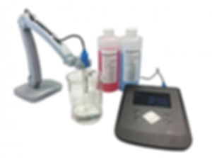 SensoLab Series: Benchtop pH Meter Package
