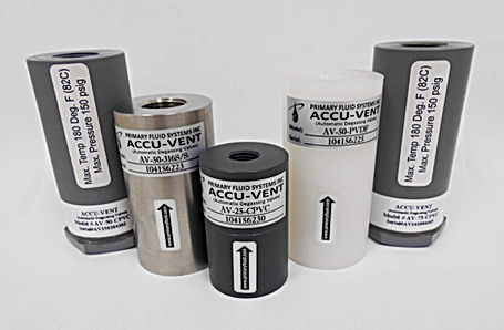 Special Application Accu-Vent