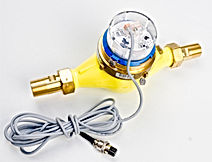 Remote Programmable Flowmeter - Pulsers