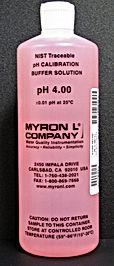 pH 4 Myron L