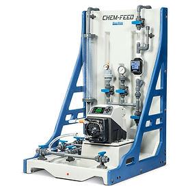 Chem-Feed_Industrial_Plastic_Skid_System