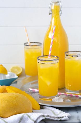 mango lemonade | national mango board