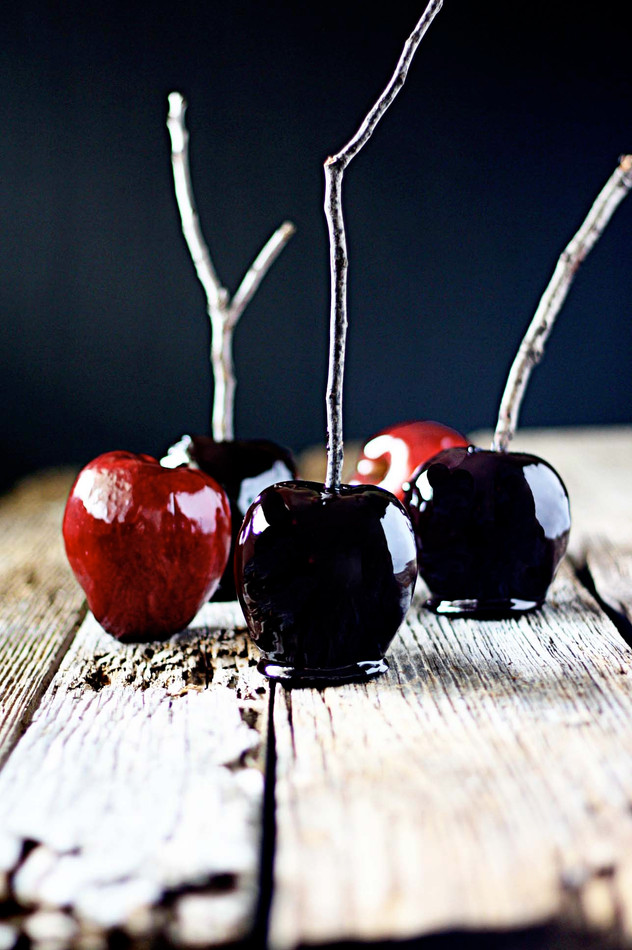 wicked candy apples | disney
