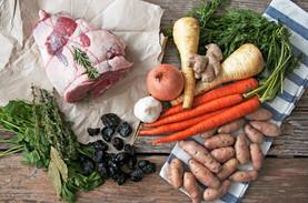 hunter's lamb stew | udi's gluten free