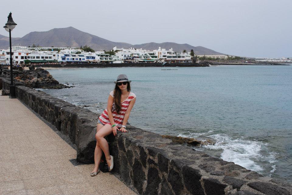 Lanzarote port