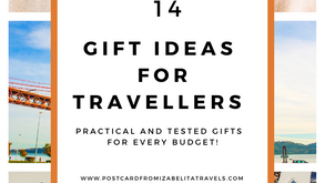 Practical Gifts ideas for Travellers In Your Life