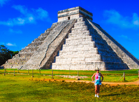 The best of Yucatan Peninsula (top places to see)