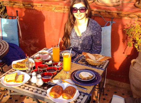 Hustling Marrakesh & Blissful Atlas Mountains