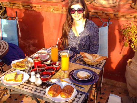 Hustling Marrakesh & Blissful Atlas Mountains