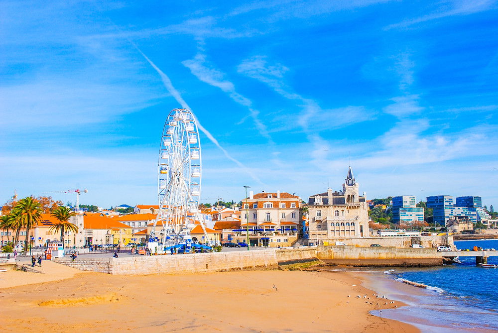 Cascais - small fishing village in Portugal's countryside