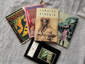Best of Caribbean travel books including Jamaica Kincaid and Jane Rhys