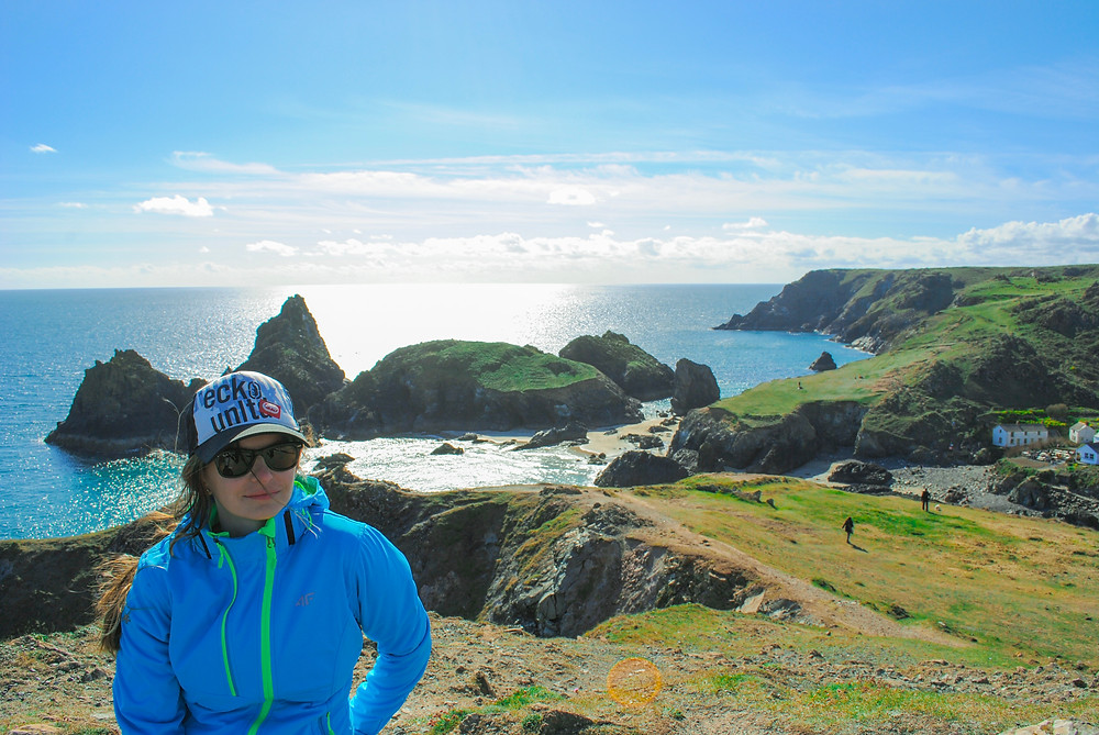 Kynance Cove - the most beautiful beach