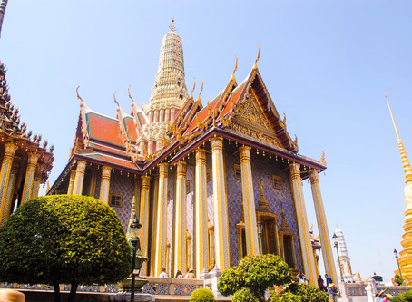 Bangkok in 2 days (for first timers)