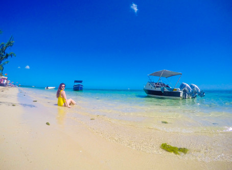 Why should you buy a plane ticket to Mauritius right now!?