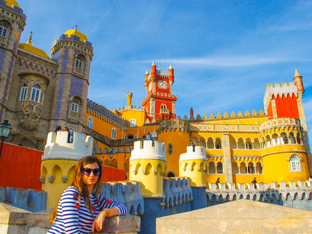 A day guide to Sintra and Cascais (a day trip from Lisbon)