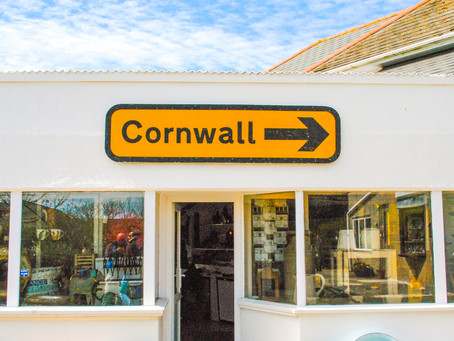 Cornwall for a weekend
