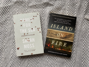 Best travel books for Iceland