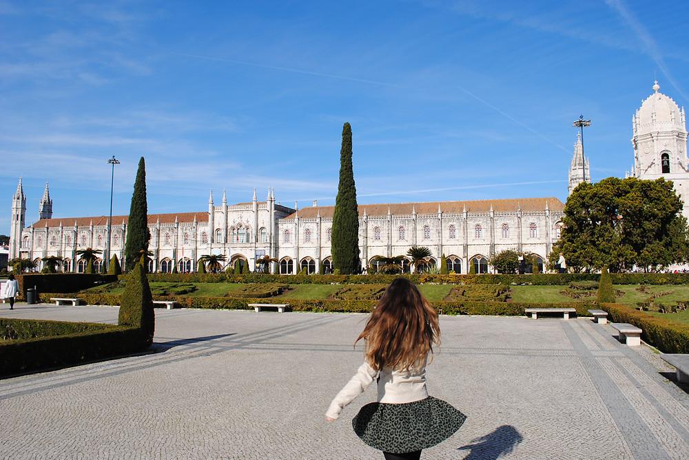 Lisbon, Belem district