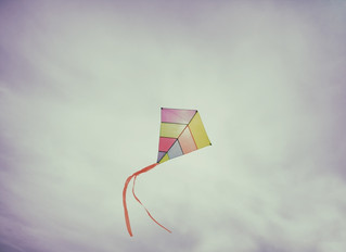 Remnants of a Kite (Reflections on Midlife)
