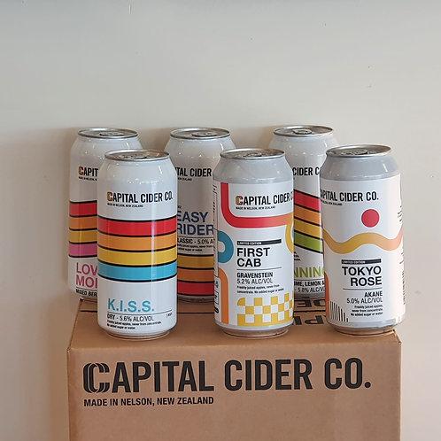 The Cider Festival 12 pack