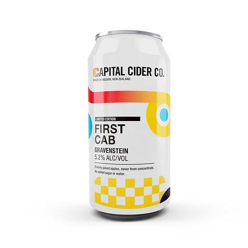 Capital Cider Company First Cab
