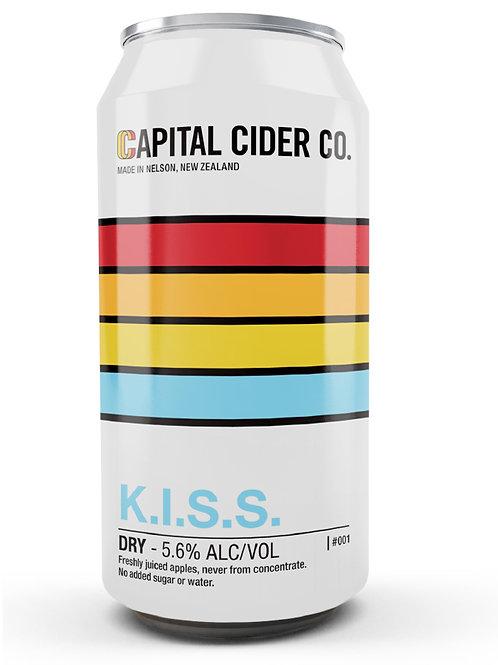Capital Cider Company K.I.S.S.