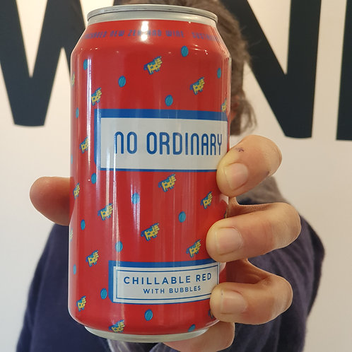 No Ordinary Wine in a Can - Chillable Red 375ml