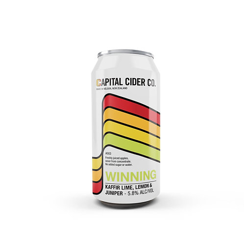 Capital Cider Company Winning