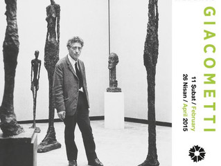 Pera Museum: Alberto Giacometti 11 February-26 April 2015