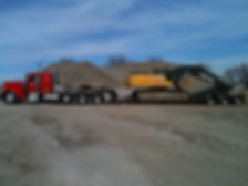 Equipment Hauling Services Image