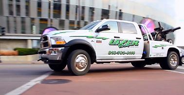 Lazer Tow Trucks Services