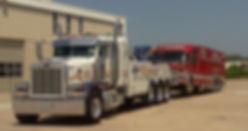 Medium & Heavy Towing Services Image