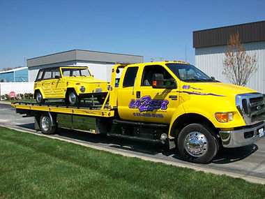 auto towing &  roadside assistance services images