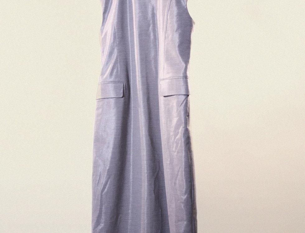 COTTON SUITING DRESS