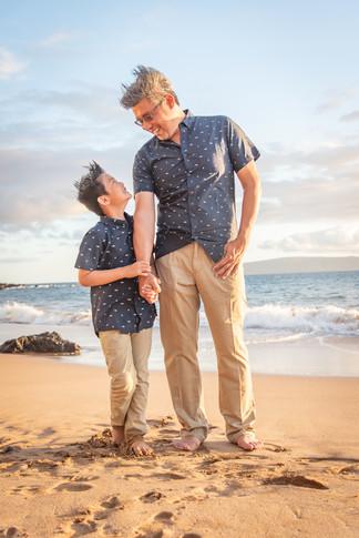 Family Photography on Maui, Hawaii