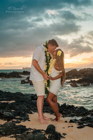 Wedding Photography on Maui, Hawaii