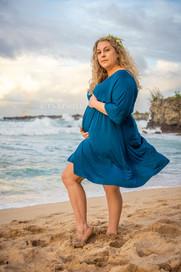 Maternity Photography on Maui, Hawaii