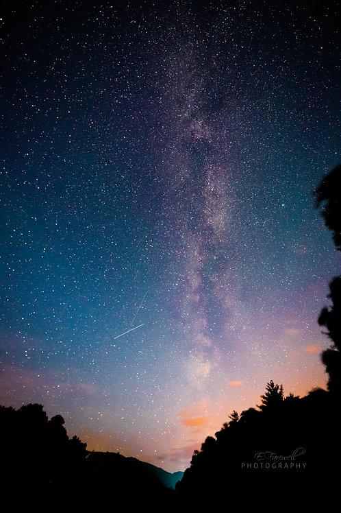 Loon Milky Way