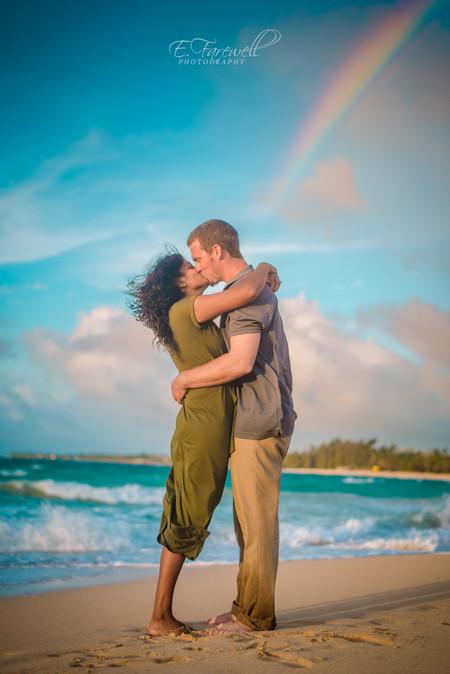 Maui Engagement Photography