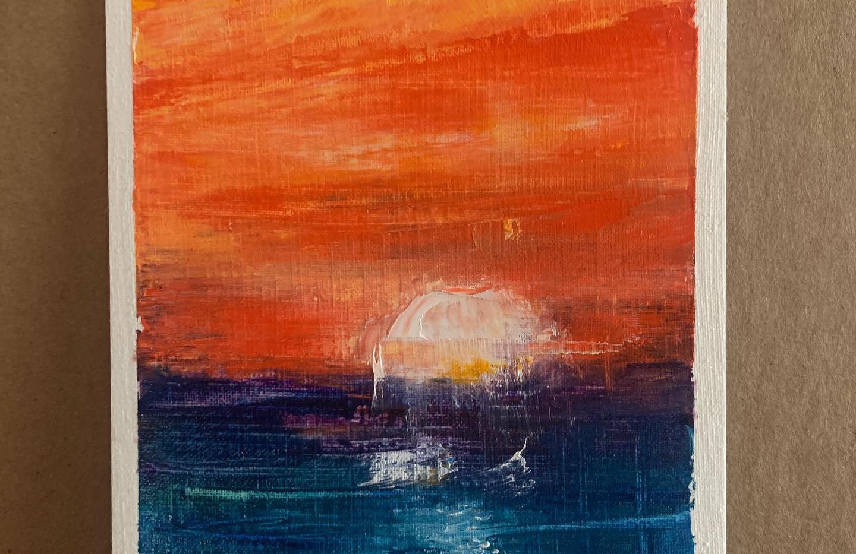Orange over Blue Oil Painting.jpg