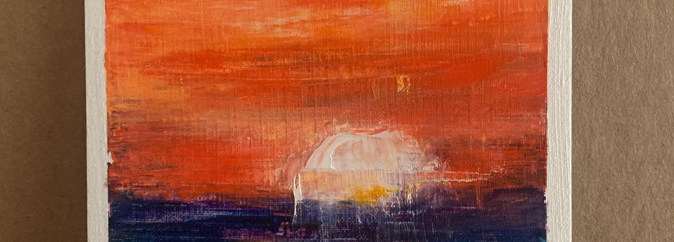 Orange over Blue Oil Painting.jpg