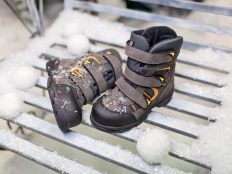 7 главных критериев при выборе зимней обуви детям