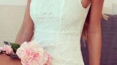 Кружевное платье: и в пир и в мир!
