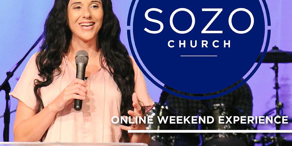 Weekend Experience w/ Pastor Megan   9 am & 11 am