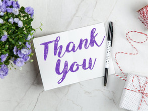 10 Memorable Ways To Say Thanks