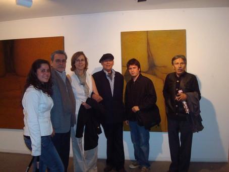 Salon Internacional de Arte Erótico - Museo de Arte Contemporáneo Bogotá.
