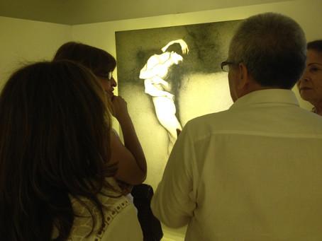 Exposición - Inauguración Semana Colombo Española