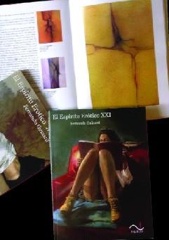 'El Espíritu Erótico XXI.' Fernando Guinard