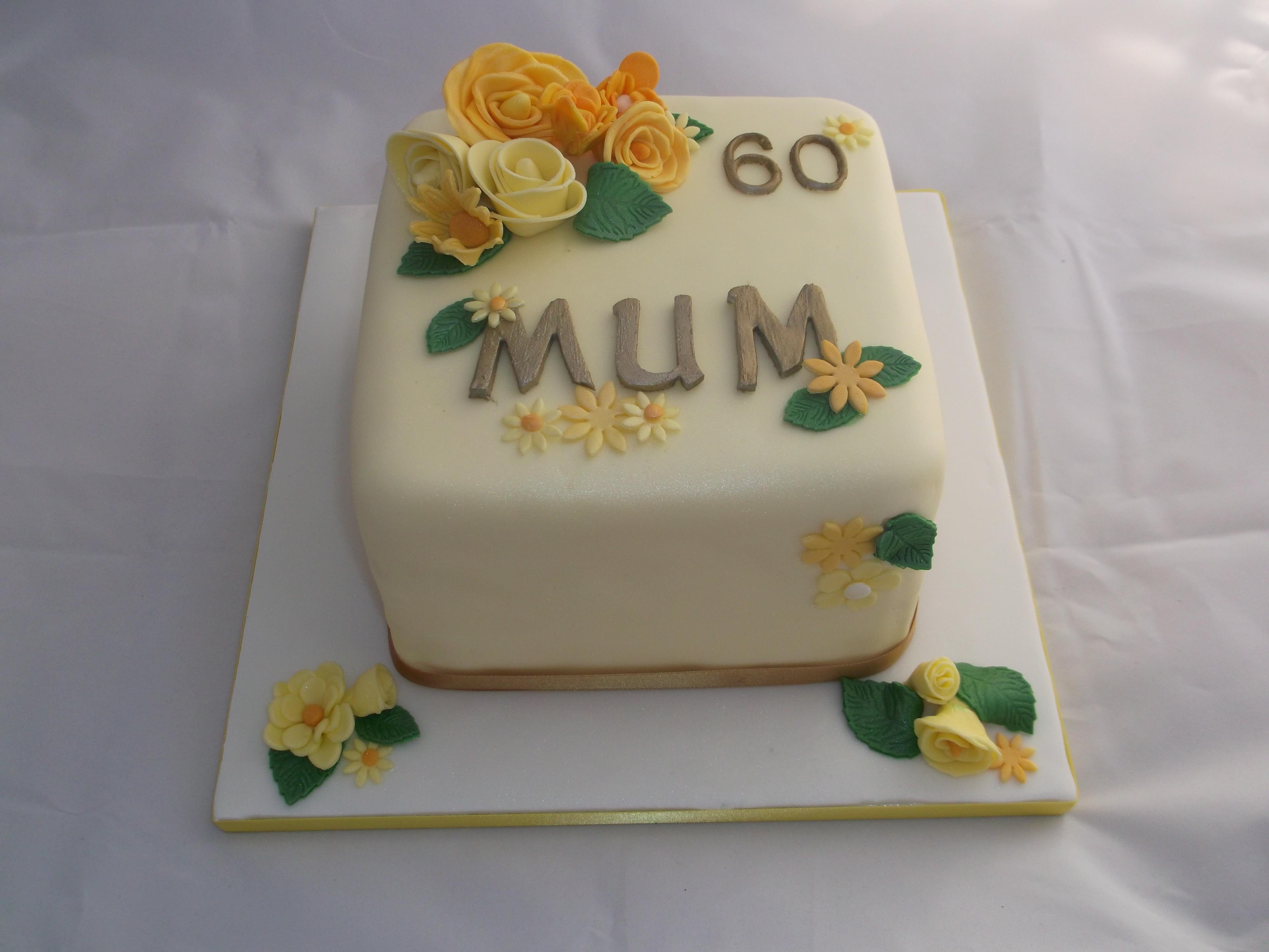 Handmade Birthday Cakes Basingstoke